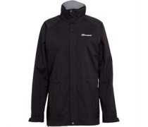 Damen Calisto AQ2 Waterproof Long Shell Performance Jacket Schwarz