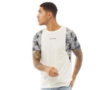 Sten Fabric T-Shirt Naturweiß