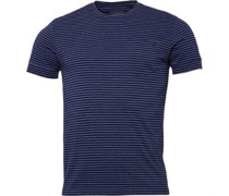 Peter Werth Mens Lazo T-Shirt French Navy