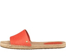 Damen Cherry Exotic Sandalen Orange