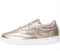 Club C 85 Melted Metals Sneakers Gold