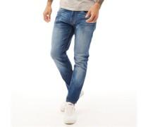 Tranfold Jeans in Slim Passform Mittel