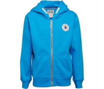 Converse Junior CTP Core Zip Hoody Spray Paint Blue/White