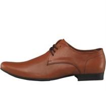 Herren Derby Schuhe Hellbraun