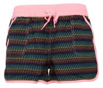 Damen AOP Boardshorts Pink Multi