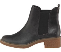 Womens Brinda Double Gore Chelsea Boots Forged Iron