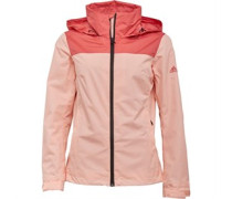 Damen Wantertag Performance Jacke Rosa