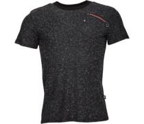 Herren Azzo T-Shirt Anthrazitmeliert