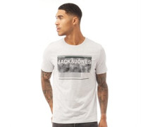 Star T-Shirt Hellgraumeliert