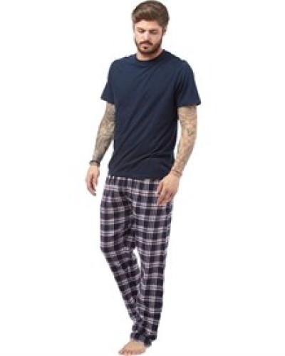 Loungewear-Set Navy
