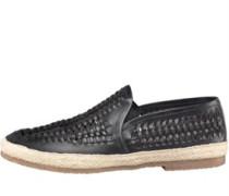 Herren Interd Schuhe Schwarz
