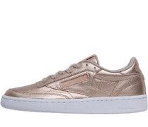 Club C 85 Melted Metal Sneakers Rosa-Gold