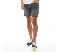 501 93 Shorts Verwaschenes Schwarz