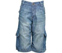 Jungen  Cargo Shorts Blau