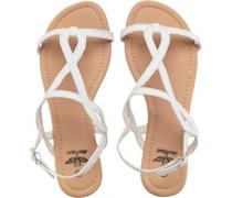 Damen Sandalen Weiß