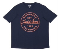 Langmore T-Shirt Navy