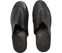 Lyle And Scott Vintage Mens Leather Slippers