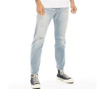 502 Taper Hi Ball Jeans mit geradem Bein Stonewash
