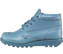 Herren Kick High Stiefel Blau