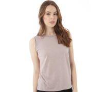 Damen Danie T-Shirt Altrosa