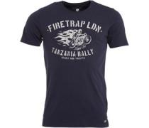 Herren Leo T-Shirt Navy