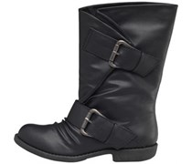 Blowfish Damen Aribeca Stiefel Schwarz