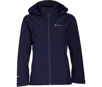 Damen Thunder 2 Layer Gore-Tex Shell Performance Jacke Navy