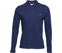 Merriweather Rugby Hemd Navy