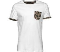 Herren Jarvis T-Shirt Weiß