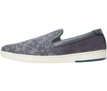 Ted Baker Mens Chaise 3 Slip On Trainers Grey