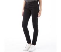 Damen Prime Skinny Jeans Schwarz