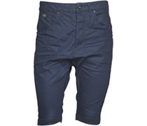 JACK AND JONES Herren JJCO Dan Carter Half SC587 Denim Shorts Dunkelnavy