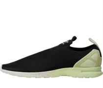 adidas Originals Damen ZX Flux ADV Smooth Sneakers Schwarz