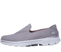 GOwalk 3 Rivera Sneakers Grau