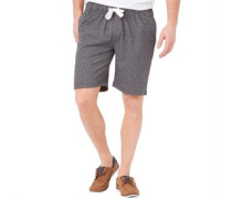Grindle Shorts Anthrazitmeliert