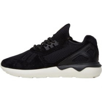Herren Tubular Runner Sneakers Core Black/Core Black/Mesa