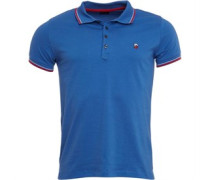 Mens T-Skin Polo 88H Blue