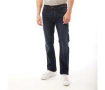 Stretch Bootcut Leg Denim Bootcut Jeans Dunkel
