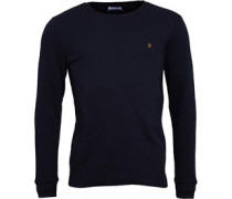 Mens Wyley LS T-Shirt Black