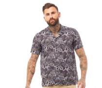 Harvey Hemd mit kurzem Arm Schwarz