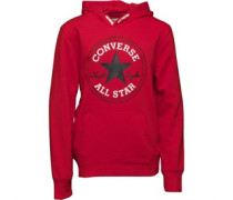 Boys Core CTP French Terry Pullover Red