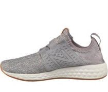 Damen Cruz Fresh Foam Sneakers Grau