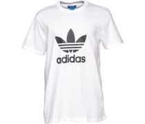 Herren Trefoil T-Shirt Weiß
