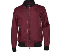 Brave Soul Herren Woodley Harrington Jacke Burgundy