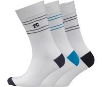 Herren Socken Weiß