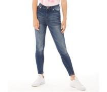 Sophia Skinny Jeans Verblasstes Mittel