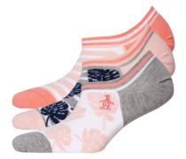Trainer Liners Socken Pfirsich