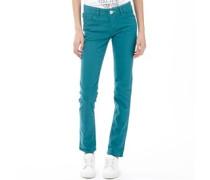 adidas Neo Damen Skinny Jeans Blaugrün