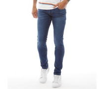 Buraca Skinny Jeans Denim