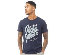 Watt T-Shirt Navy
